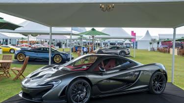 Salon Prive 2016 McLaren P1