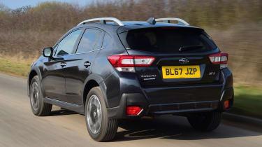 Subaru XV - rear