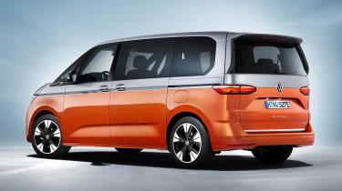 Volkswagen T7 Multivan - rear