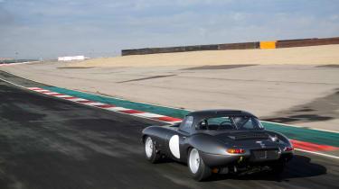 Jaguar E-Type Lightweight time period