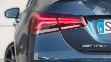 Mercedes-AMG A 35 Saloon - rear light