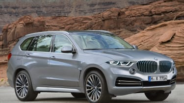 BMW X7 4x4 exclusive picture