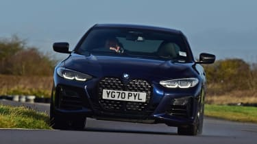 BMW M440i xDrive long term test - second report front