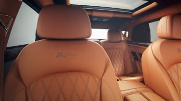 Bentley Mulsanne Extended Wheelbase Limited Edition - front seats