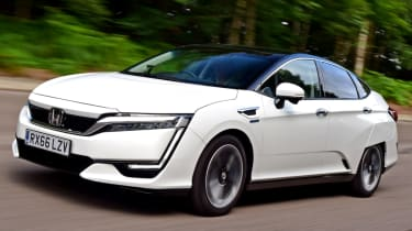 A to Z guide to electric cars - Honda Clarity