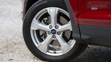 Ford Kuga Titanium - wheel detail