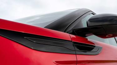 Range Rover Evoque - side vent