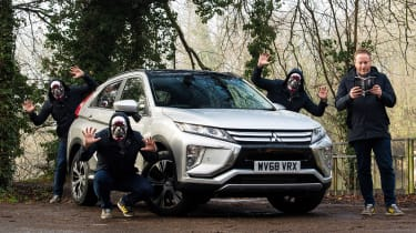 Mitsubishi Eclipse Cross long-term test - fourth report header