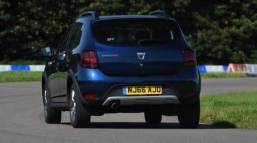 Dacia Sandero Stepway - rear