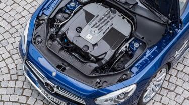 Mercedes SL facelift 2015 36