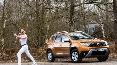 Dacia Duster: long term test review - header