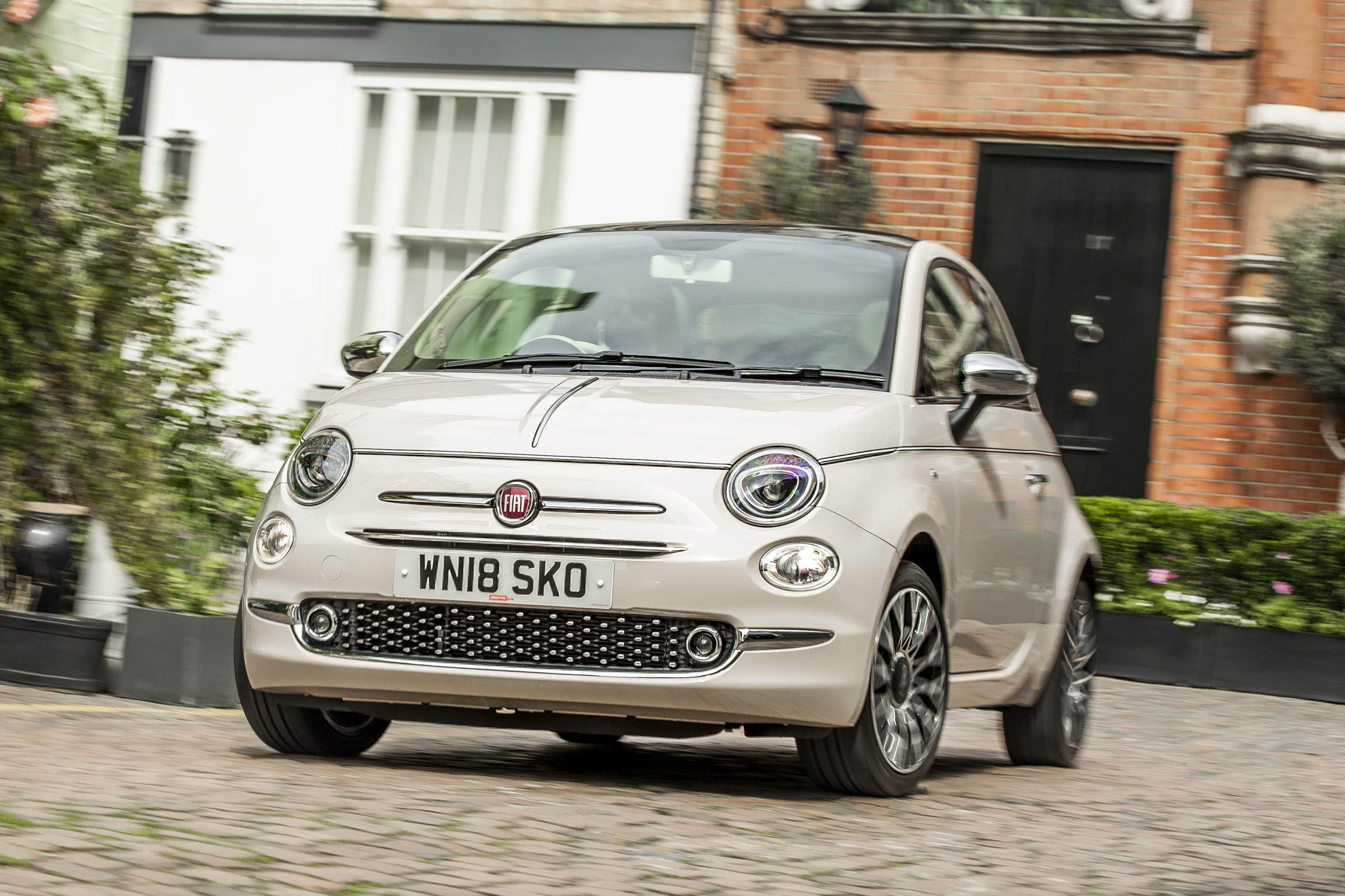 Fiat 500 Review Auto Express