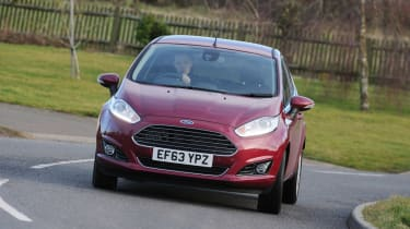 Ford Fiesta 1 25 Zetec Review Auto Express