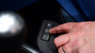 Citroen C4 Picasso long termer third report - buttons