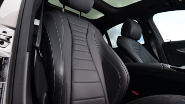 Mercedes E-Class - seats
