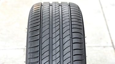 Michelin Primacy 4 - Tyre Test 2019