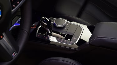 BMW 2 Series Gran Coupe - centre console studio