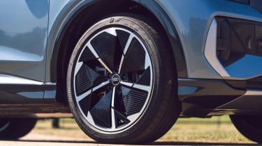 Audi Q4 e-tron Sportback - wheel