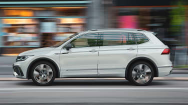 Volkswagen Tiguan Allspace - side