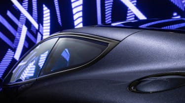 Aston Martin Vanquish by Callum - side profile