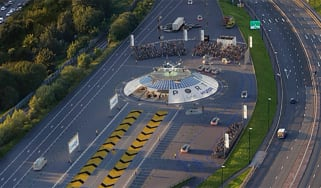 Flying Car Airport