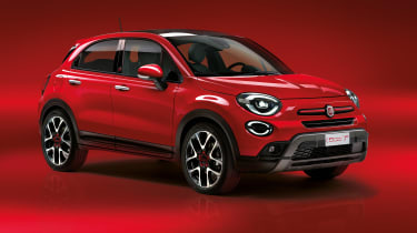 Fiat (500X)RED - front