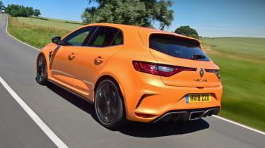 Renault Megane R.S. - rear