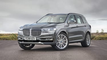 BMW X7 exclusive image