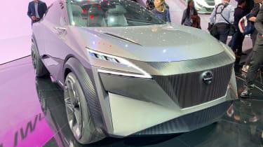 Nissan IMQ concept - Geneva front