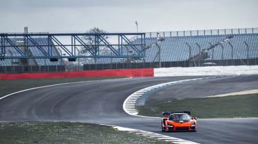 McLaren Senna prototype - track
