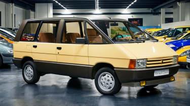 Renault Espace front