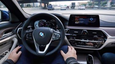 BMW - autonomous driving