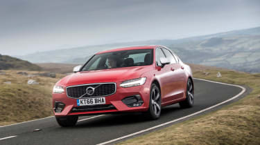 Volvo S90 T4 front