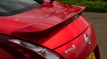 Nissan 370Z GT –rear spoiler