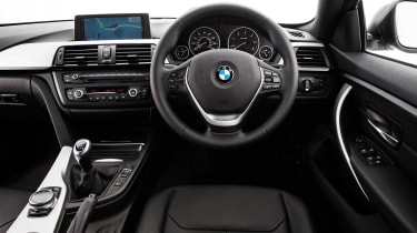 BMW 4 Series Gran Coupe 430d xDrive - interior