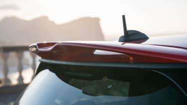 MINI JCW 2021 facelift - spoiler