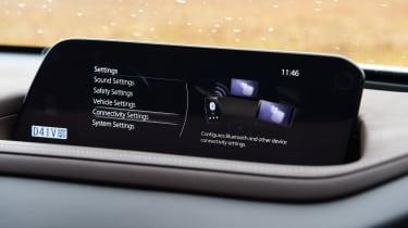 Mazda CX-30 - screen