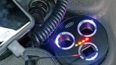 Best 12V car adaptor - header