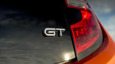 Renault Twingo GT - GT badge