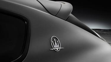 Maserati Levante Trofeo - Maserati badge