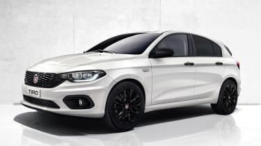 Fiat Tipo Street - front