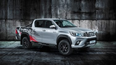 Toyota HiLux Invincible 50 pick-up
