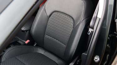 Long term review: Ford Focus Titanium X - seats