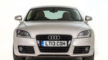 Used Audi TT - full front