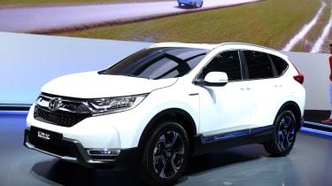 Frankfurt - Honda CR-V Hybrid Prototype - front