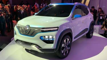 Renault K-ZE - front