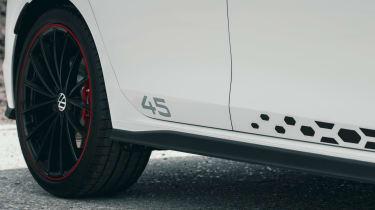Volkswagen Golf GTI Clubsport 45 - 45 badge