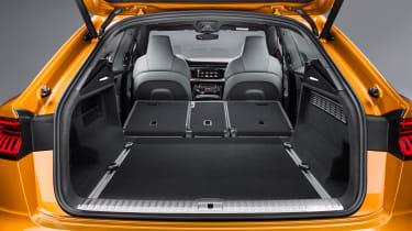 New Audi Q8 - boot
