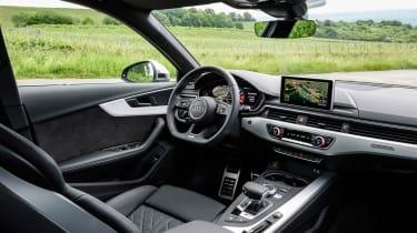 Audi S4 Avant 2016 - interior 2