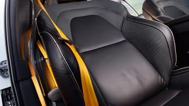 Volvo V60 Polestar Engineered - seat detail